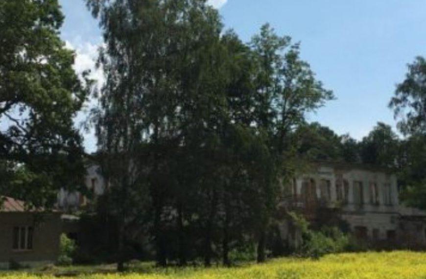 Возрождение парков усадьбы Федяшево и усадьбы Колосово