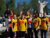 Традиционный легкоатлетический кросс-пробег по маршруту Алексин-Курган Славы