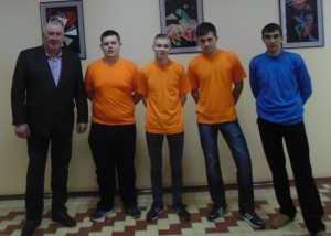 Конкурс профессионального мастерства «Наследники Никиты Демидова»