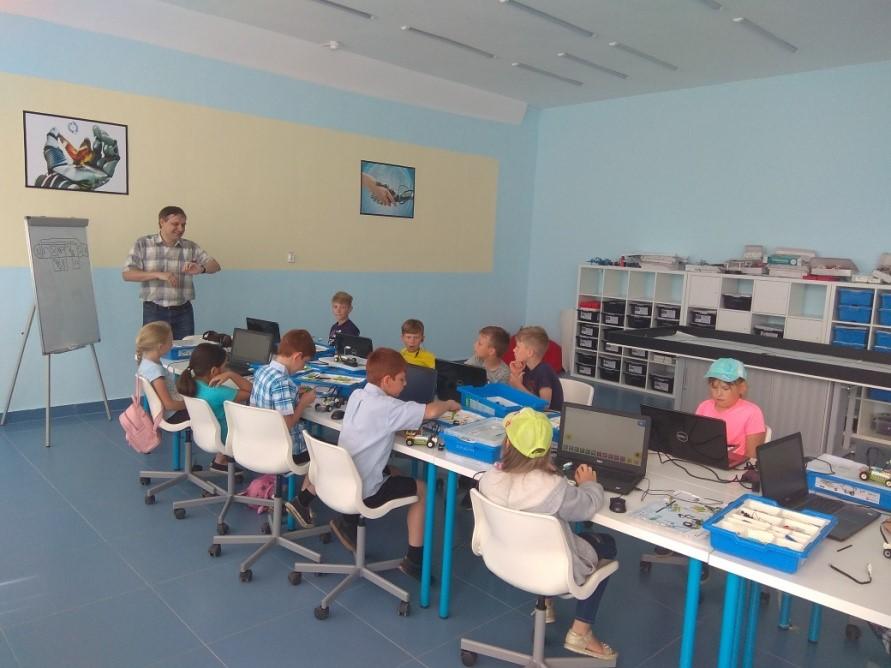В гостях «Областной эколого-биологический центр учащихся»