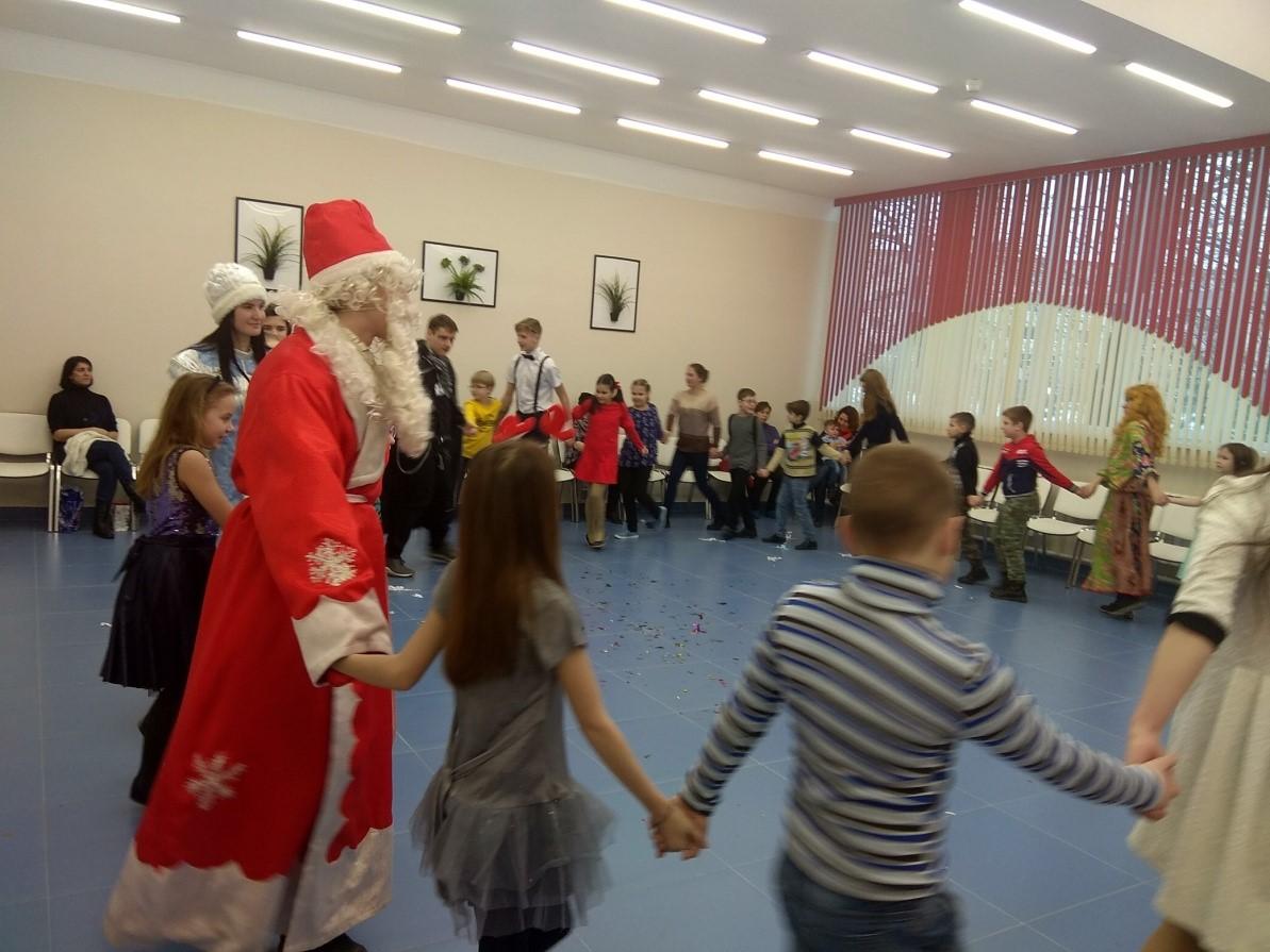 Новогодние мероприятия в Детском технопарке