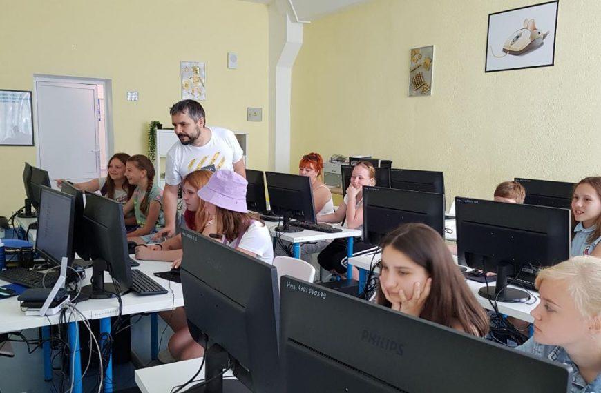 Ознакомительная экскурсия о Детском технопарке и мастер-классы