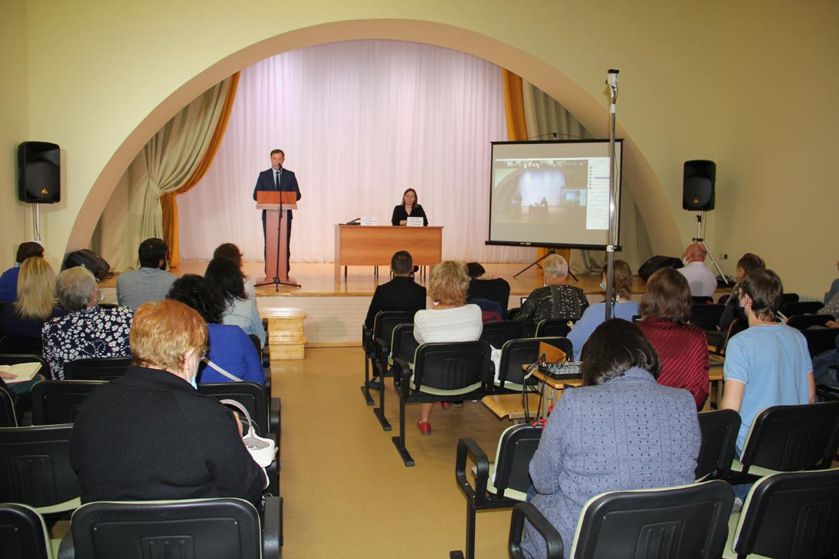 «Эквилибриум» и «Бенефис» заинтересовали участников конференции